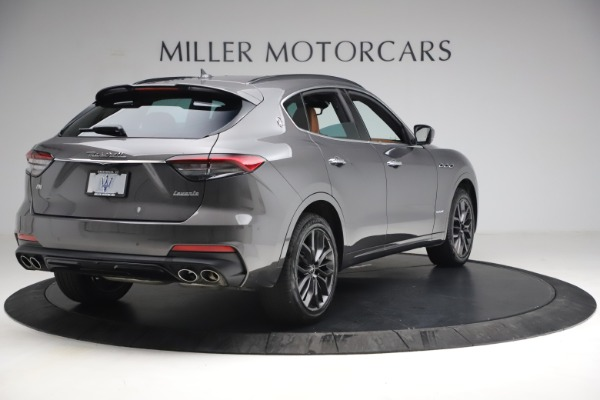Used 2021 Maserati Levante GranSport for sale $73,900 at Rolls-Royce Motor Cars Greenwich in Greenwich CT 06830 8