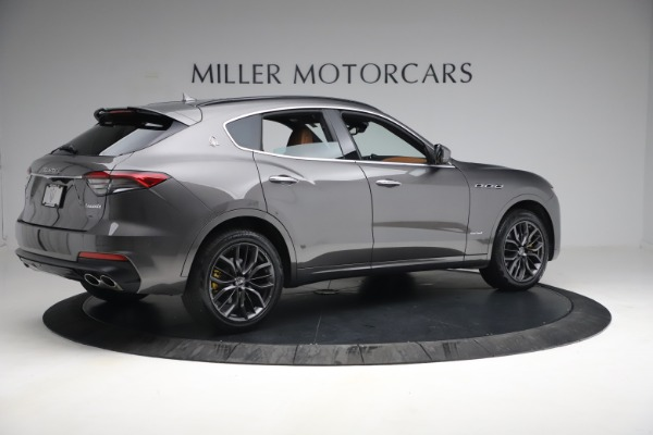 Used 2021 Maserati Levante GranSport for sale $73,900 at Rolls-Royce Motor Cars Greenwich in Greenwich CT 06830 9