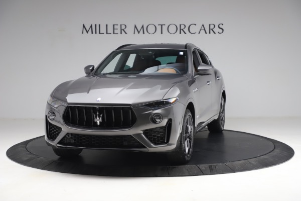 Used 2021 Maserati Levante GranSport for sale $73,900 at Rolls-Royce Motor Cars Greenwich in Greenwich CT 06830 1