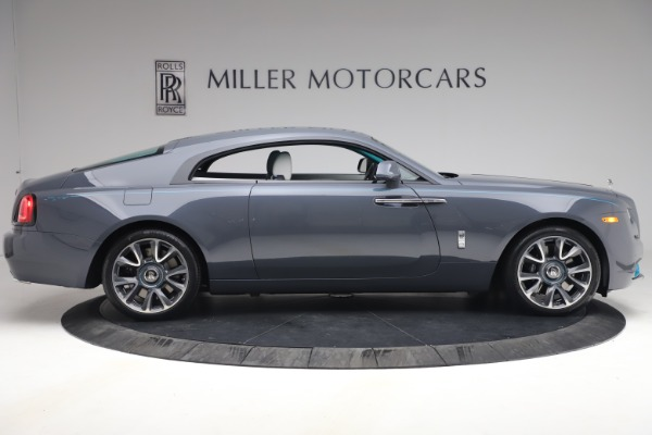 Used 2021 Rolls-Royce Wraith KRYPTOS for sale $444,275 at Rolls-Royce Motor Cars Greenwich in Greenwich CT 06830 10