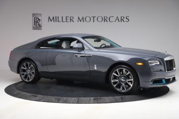 Used 2021 Rolls-Royce Wraith KRYPTOS for sale $444,275 at Rolls-Royce Motor Cars Greenwich in Greenwich CT 06830 11