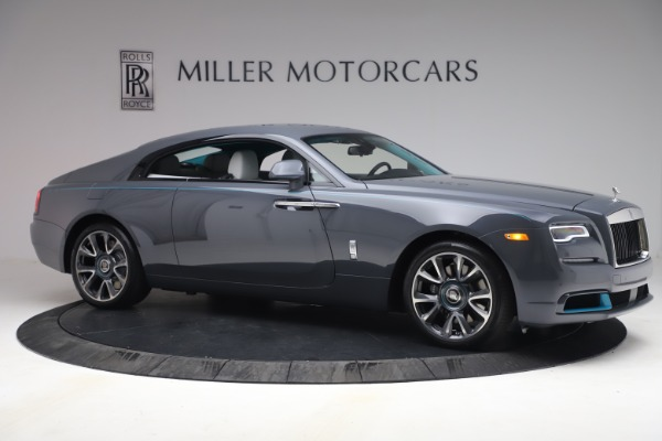 Used 2021 Rolls-Royce Wraith for sale $444,275 at Rolls-Royce Motor Cars Greenwich in Greenwich CT 06830 11