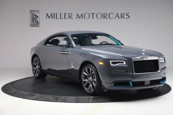 Used 2021 Rolls-Royce Wraith KRYPTOS for sale $444,275 at Rolls-Royce Motor Cars Greenwich in Greenwich CT 06830 12