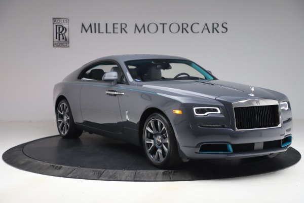 Used 2021 Rolls-Royce Wraith for sale $444,275 at Rolls-Royce Motor Cars Greenwich in Greenwich CT 06830 12