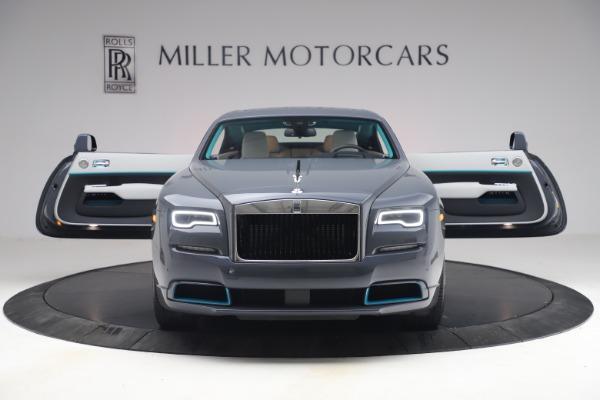 Used 2021 Rolls-Royce Wraith KRYPTOS for sale $444,275 at Rolls-Royce Motor Cars Greenwich in Greenwich CT 06830 13
