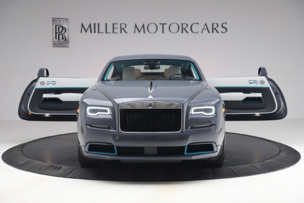 Used 2021 Rolls-Royce Wraith for sale $444,275 at Rolls-Royce Motor Cars Greenwich in Greenwich CT 06830 13