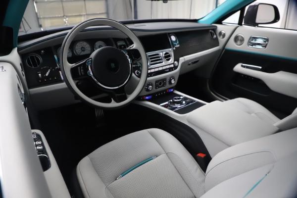 Used 2021 Rolls-Royce Wraith KRYPTOS for sale $444,275 at Rolls-Royce Motor Cars Greenwich in Greenwich CT 06830 16