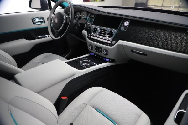 Used 2021 Rolls-Royce Wraith KRYPTOS for sale $444,275 at Rolls-Royce Motor Cars Greenwich in Greenwich CT 06830 17
