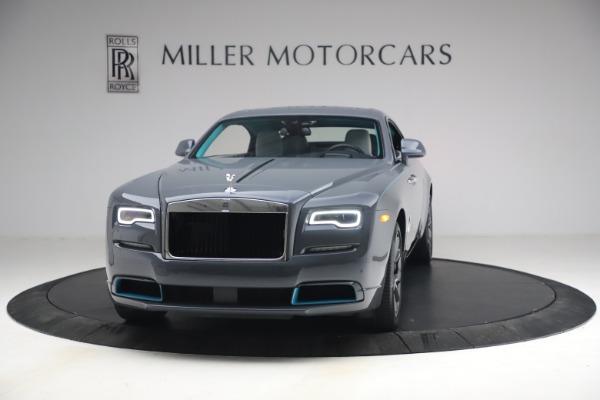 Used 2021 Rolls-Royce Wraith KRYPTOS for sale $444,275 at Rolls-Royce Motor Cars Greenwich in Greenwich CT 06830 2