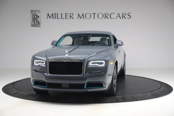 Used 2021 Rolls-Royce Wraith for sale $444,275 at Rolls-Royce Motor Cars Greenwich in Greenwich CT 06830 2