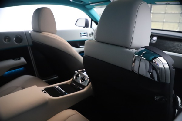 Used 2021 Rolls-Royce Wraith KRYPTOS for sale $444,275 at Rolls-Royce Motor Cars Greenwich in Greenwich CT 06830 21