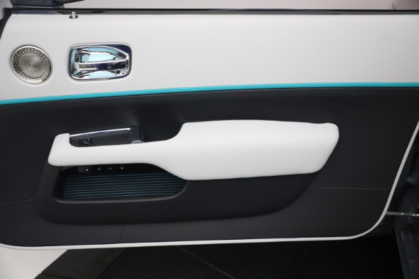 Used 2021 Rolls-Royce Wraith KRYPTOS for sale $444,275 at Rolls-Royce Motor Cars Greenwich in Greenwich CT 06830 23