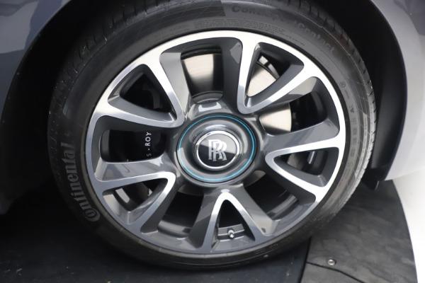Used 2021 Rolls-Royce Wraith KRYPTOS for sale $444,275 at Rolls-Royce Motor Cars Greenwich in Greenwich CT 06830 28