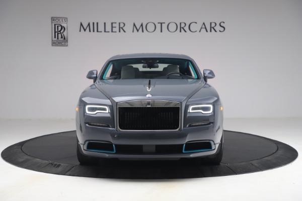 Used 2021 Rolls-Royce Wraith KRYPTOS for sale $444,275 at Rolls-Royce Motor Cars Greenwich in Greenwich CT 06830 3