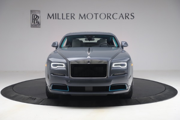 Used 2021 Rolls-Royce Wraith for sale $444,275 at Rolls-Royce Motor Cars Greenwich in Greenwich CT 06830 3