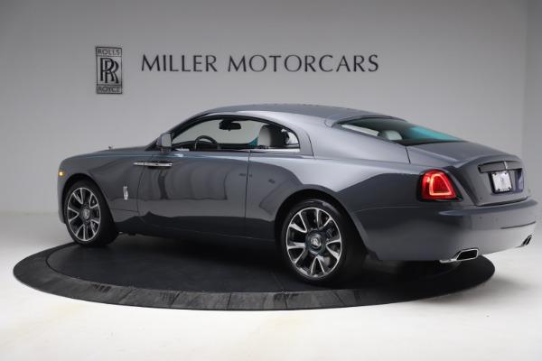 Used 2021 Rolls-Royce Wraith KRYPTOS for sale $444,275 at Rolls-Royce Motor Cars Greenwich in Greenwich CT 06830 5