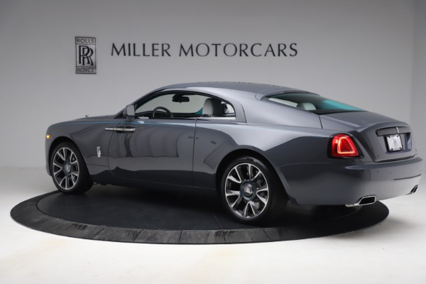 Used 2021 Rolls-Royce Wraith for sale $444,275 at Rolls-Royce Motor Cars Greenwich in Greenwich CT 06830 5