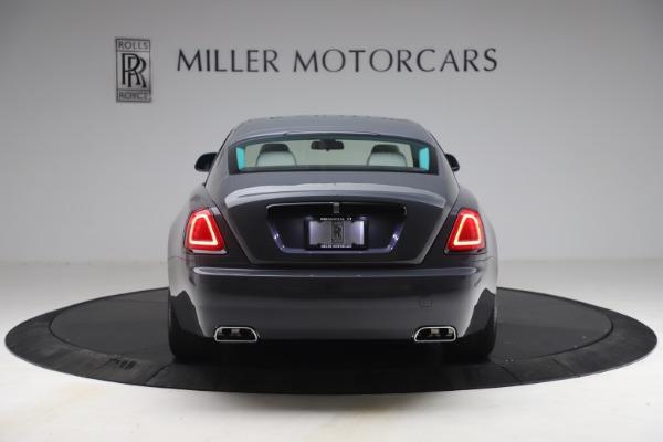 Used 2021 Rolls-Royce Wraith KRYPTOS for sale $444,275 at Rolls-Royce Motor Cars Greenwich in Greenwich CT 06830 7