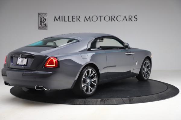 Used 2021 Rolls-Royce Wraith KRYPTOS for sale $444,275 at Rolls-Royce Motor Cars Greenwich in Greenwich CT 06830 9