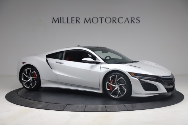 Used 2017 Acura NSX SH-AWD Sport Hybrid for sale $139,900 at Rolls-Royce Motor Cars Greenwich in Greenwich CT 06830 10