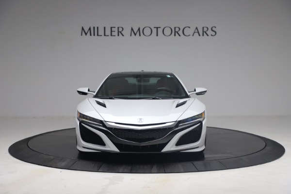 Used 2017 Acura NSX SH-AWD Sport Hybrid for sale $139,900 at Rolls-Royce Motor Cars Greenwich in Greenwich CT 06830 12