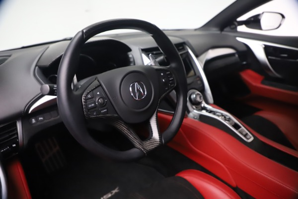 Used 2017 Acura NSX SH-AWD Sport Hybrid for sale $139,900 at Rolls-Royce Motor Cars Greenwich in Greenwich CT 06830 20
