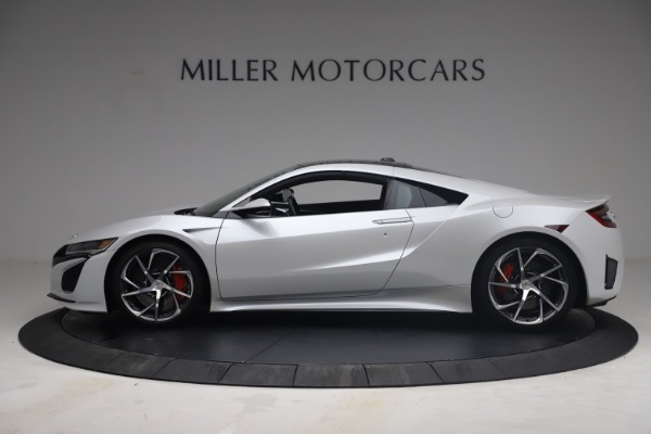 Used 2017 Acura NSX SH-AWD Sport Hybrid for sale $139,900 at Rolls-Royce Motor Cars Greenwich in Greenwich CT 06830 3