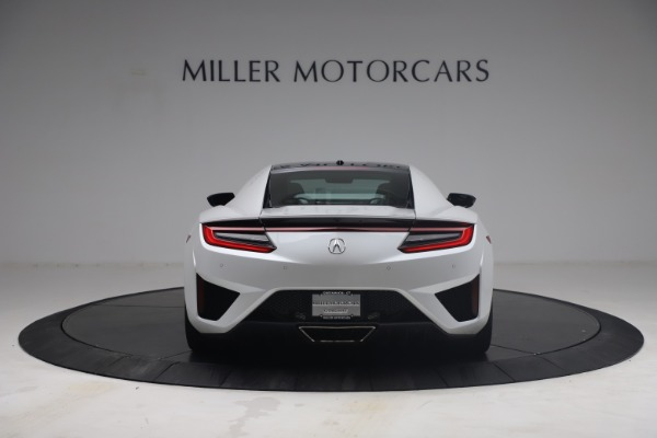 Used 2017 Acura NSX SH-AWD Sport Hybrid for sale $139,900 at Rolls-Royce Motor Cars Greenwich in Greenwich CT 06830 6