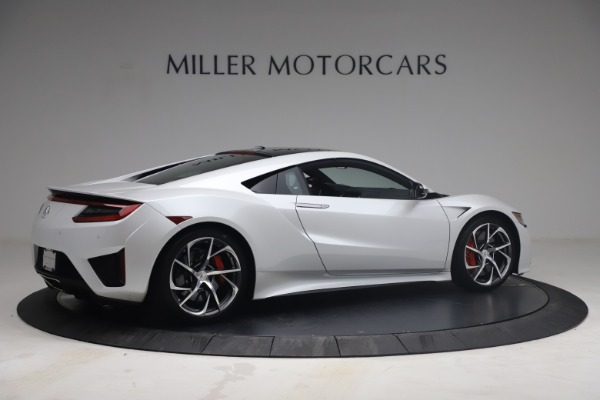 Used 2017 Acura NSX SH-AWD Sport Hybrid for sale $139,900 at Rolls-Royce Motor Cars Greenwich in Greenwich CT 06830 8