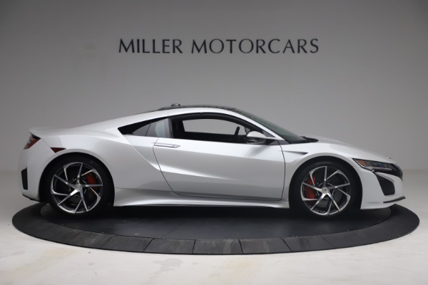 Used 2017 Acura NSX SH-AWD Sport Hybrid for sale $139,900 at Rolls-Royce Motor Cars Greenwich in Greenwich CT 06830 9