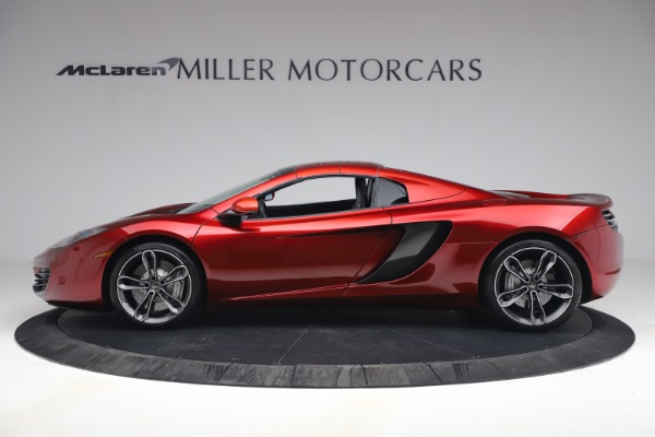 Used 2013 McLaren MP4-12C Spider for sale $134,900 at Rolls-Royce Motor Cars Greenwich in Greenwich CT 06830 24