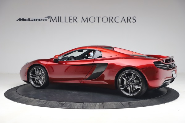 Used 2013 McLaren MP4-12C Spider for sale $134,900 at Rolls-Royce Motor Cars Greenwich in Greenwich CT 06830 25