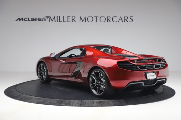 Used 2013 McLaren MP4-12C Spider for sale $134,900 at Rolls-Royce Motor Cars Greenwich in Greenwich CT 06830 26