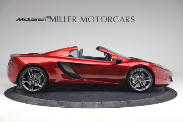 Used 2013 McLaren MP4-12C Spider for sale $134,900 at Rolls-Royce Motor Cars Greenwich in Greenwich CT 06830 9