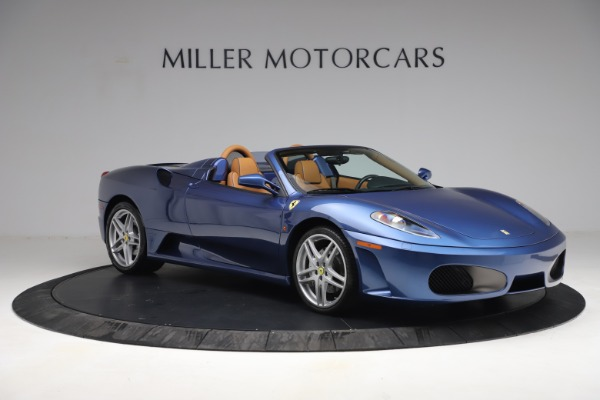 Used 2006 Ferrari F430 Spider for sale $139,900 at Rolls-Royce Motor Cars Greenwich in Greenwich CT 06830 10