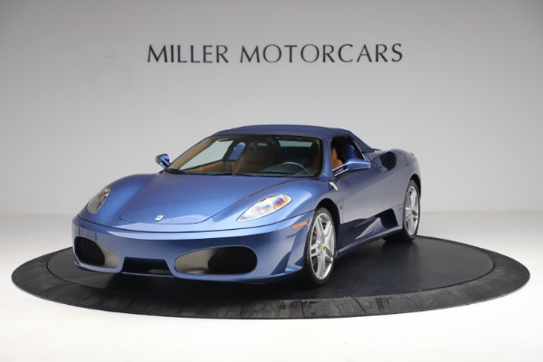 Used 2006 Ferrari F430 Spider for sale $139,900 at Rolls-Royce Motor Cars Greenwich in Greenwich CT 06830 13