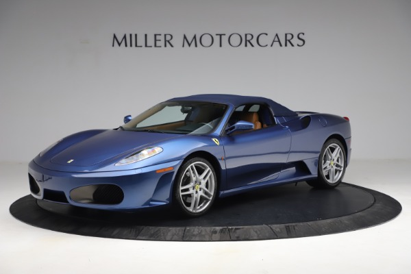 Used 2006 Ferrari F430 Spider for sale $139,900 at Rolls-Royce Motor Cars Greenwich in Greenwich CT 06830 14