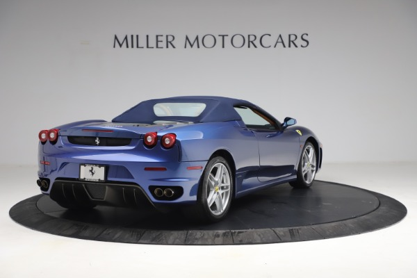 Used 2006 Ferrari F430 Spider for sale $139,900 at Rolls-Royce Motor Cars Greenwich in Greenwich CT 06830 19