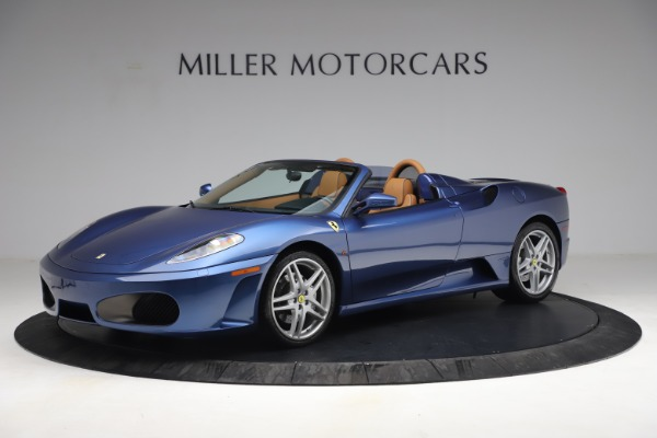 Used 2006 Ferrari F430 Spider for sale $139,900 at Rolls-Royce Motor Cars Greenwich in Greenwich CT 06830 2