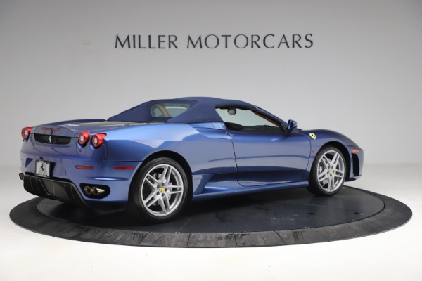 Used 2006 Ferrari F430 Spider for sale $139,900 at Rolls-Royce Motor Cars Greenwich in Greenwich CT 06830 20