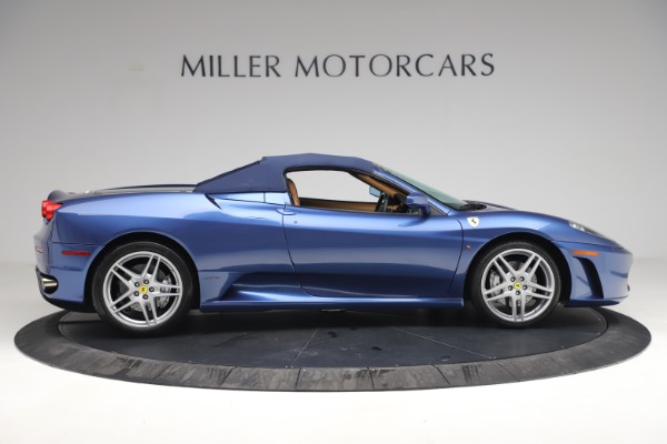 Used 2006 Ferrari F430 Spider for sale $139,900 at Rolls-Royce Motor Cars Greenwich in Greenwich CT 06830 21