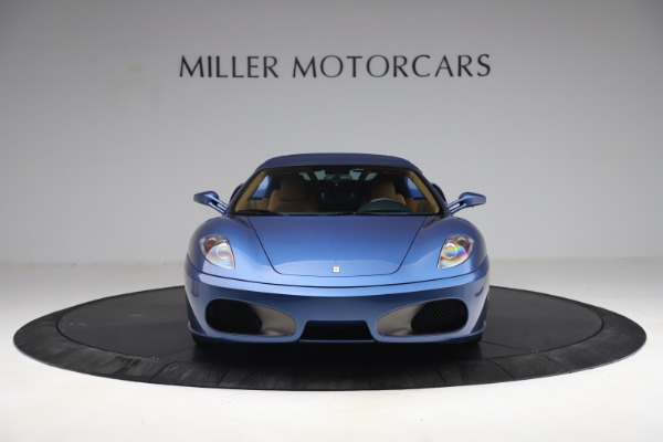 Used 2006 Ferrari F430 Spider for sale $139,900 at Rolls-Royce Motor Cars Greenwich in Greenwich CT 06830 24