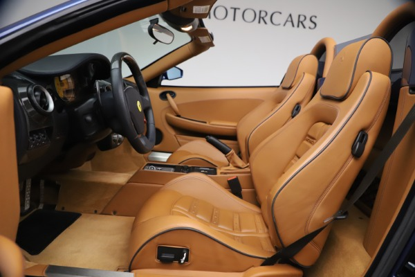 Used 2006 Ferrari F430 Spider for sale $139,900 at Rolls-Royce Motor Cars Greenwich in Greenwich CT 06830 26