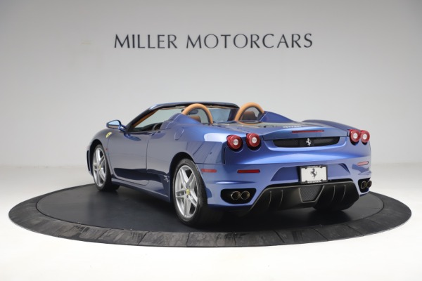 Used 2006 Ferrari F430 Spider for sale $139,900 at Rolls-Royce Motor Cars Greenwich in Greenwich CT 06830 5
