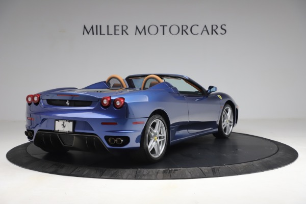 Used 2006 Ferrari F430 Spider for sale $139,900 at Rolls-Royce Motor Cars Greenwich in Greenwich CT 06830 7