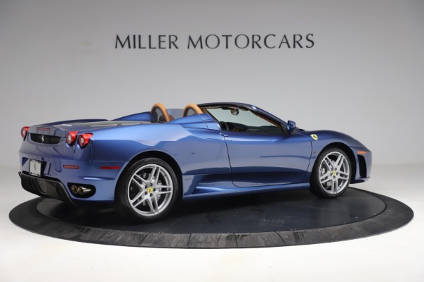 Used 2006 Ferrari F430 Spider for sale $139,900 at Rolls-Royce Motor Cars Greenwich in Greenwich CT 06830 8
