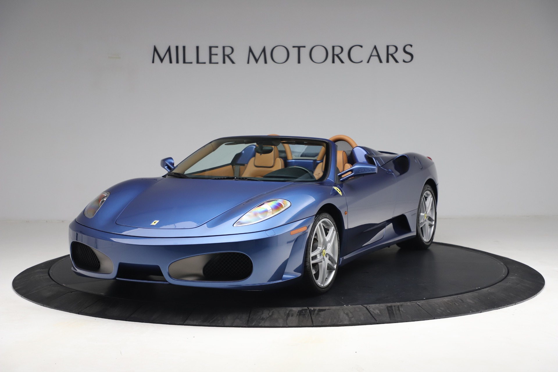 Used 2006 Ferrari F430 Spider for sale $139,900 at Rolls-Royce Motor Cars Greenwich in Greenwich CT 06830 1