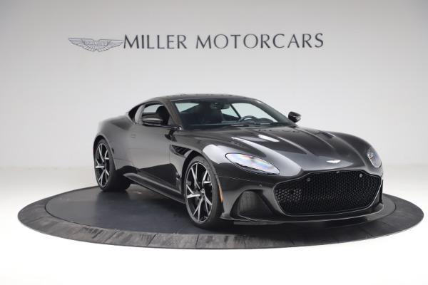 New 2021 Aston Martin DBS Superleggera 007 for sale $391,211 at Rolls-Royce Motor Cars Greenwich in Greenwich CT 06830 10