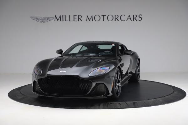 New 2021 Aston Martin DBS Superleggera 007 for sale $391,211 at Rolls-Royce Motor Cars Greenwich in Greenwich CT 06830 12