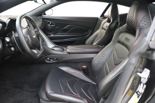 New 2021 Aston Martin DBS Superleggera 007 for sale $391,211 at Rolls-Royce Motor Cars Greenwich in Greenwich CT 06830 13
